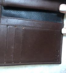 Sisley kožni novčanik  👝