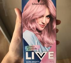 Schwarzkopf live boja za kosu
