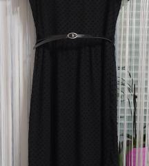 Trendyol crna haljina