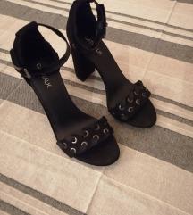 Ženske sandale, tisak uključen