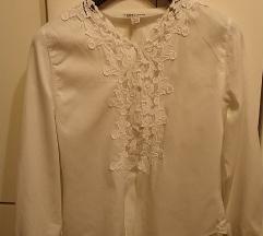 Naracamicie bijela bluza 36