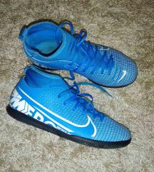 Nike kožne tenisice s čarapom