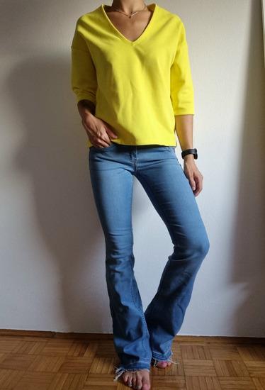 Terranova trapez hlače