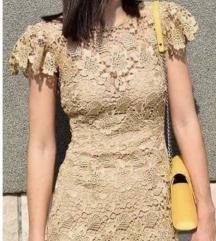 Zlatna haljina - poštarina uključena