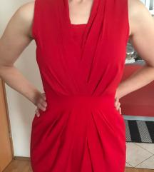 H&M crvena haljina