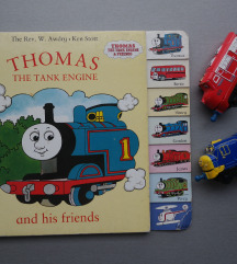 Lot vlakići Chuggington i Thomas