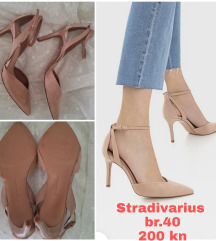 Stradivarius sandale 40