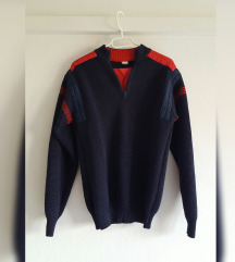 Vintage topli pulover, vesta