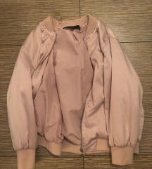 ZARA roza jaknica