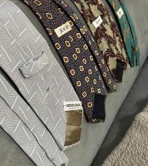 Lot 4 muške kravate