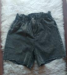 Nove visoki struk kratke traper hlače