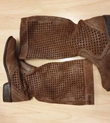 Diesel cizme visoke kožne