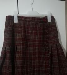 Suknja karirarana