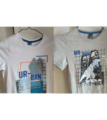 Lot novih majica 8 - 10 godina