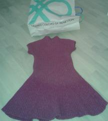 Nova benetton haljina/tunika