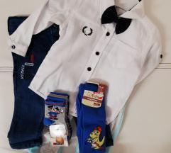 Lot odjeća za bebe (dječak)