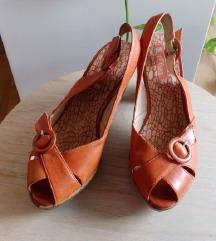 s'Oliver platforma sandale