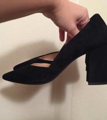 %% -20% Hogl crne cipele 5,5 (38,5)