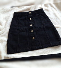 Zara traper moderna suknja s gumbima REZZ