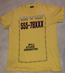 Diesel unisex printed tshirt
