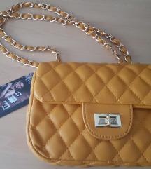 Nova žuta torbica