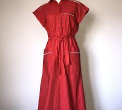 Genijalna vintage haljina
