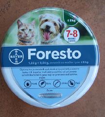 FORESTO ovratnik za Mačke i Pse do 8 kg. težine