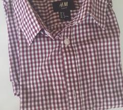 H&M muška košulja  M vel