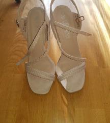 NOVE bež sandale, kupljene u Massa