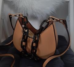 Orsay bež torbica