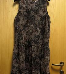 MANGO svilena haljina