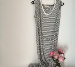 H&M  duga udobna haljina