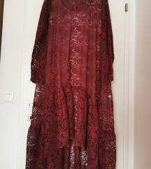 Pavone svečana haljina 44