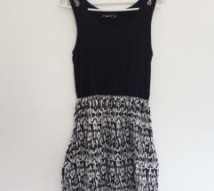 Crna kratka haljina new yorker