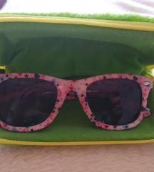 Sunčane naočale u futroli