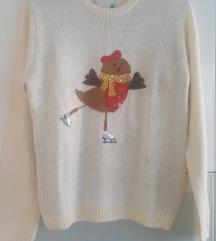 novi božićni pulover