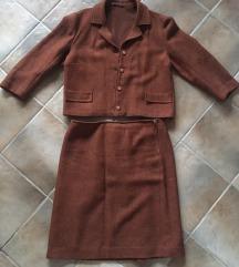 Komplet/kostim - suknja + sako