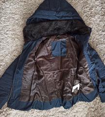 %%Zara zimska pernata jakna S/M, Tisak gratis