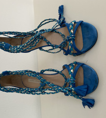 Sandale na visoku petu Pura Lopez