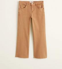 Mango crop audrey jeans