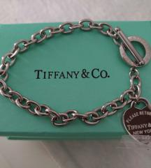 Tiffany, narukvica, nova 17,5 cm