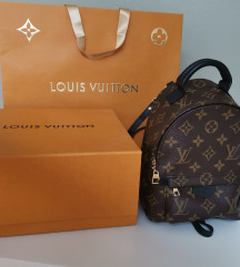 Louis Vuitton Palm Springs mini ruksak