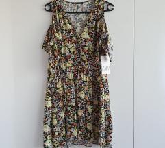 Zara nova cvjetna haljina sa etiketom