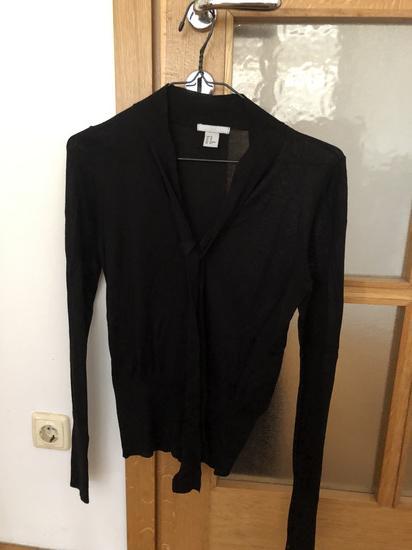 H&M crna vesta