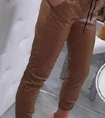 hlače kožne - samo dns 100 kn