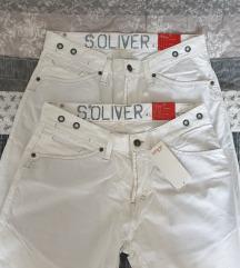 Dvoje S. Oliver hlače za 70 kn