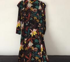 Rezz H&M cvjetna midi/duga haljina