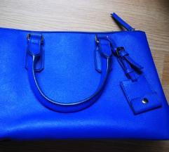 SNIŽENO 50KN! Nova plava Mango torba