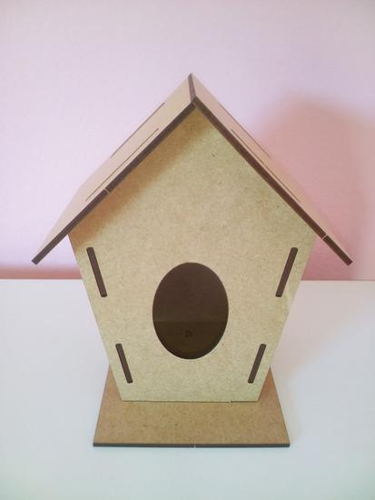 Novo,kućica za ptice