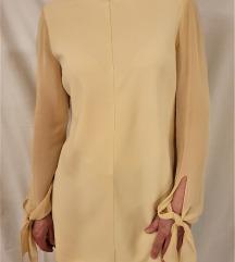bluza-tunik,komplet sa hlaćama,boje -banana,vel.44